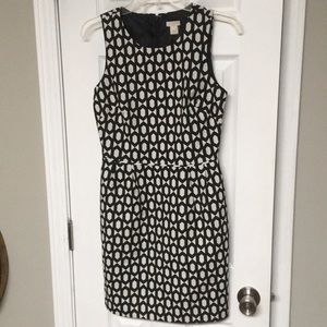 J. Crew Patterned Dress